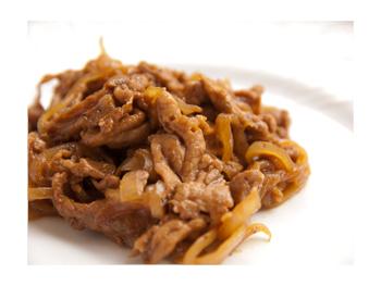 バルサミコ酢 豚薄切り肉と玉ねぎのソテー