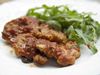 豚ヒレ肉の裏ごしトマトソース